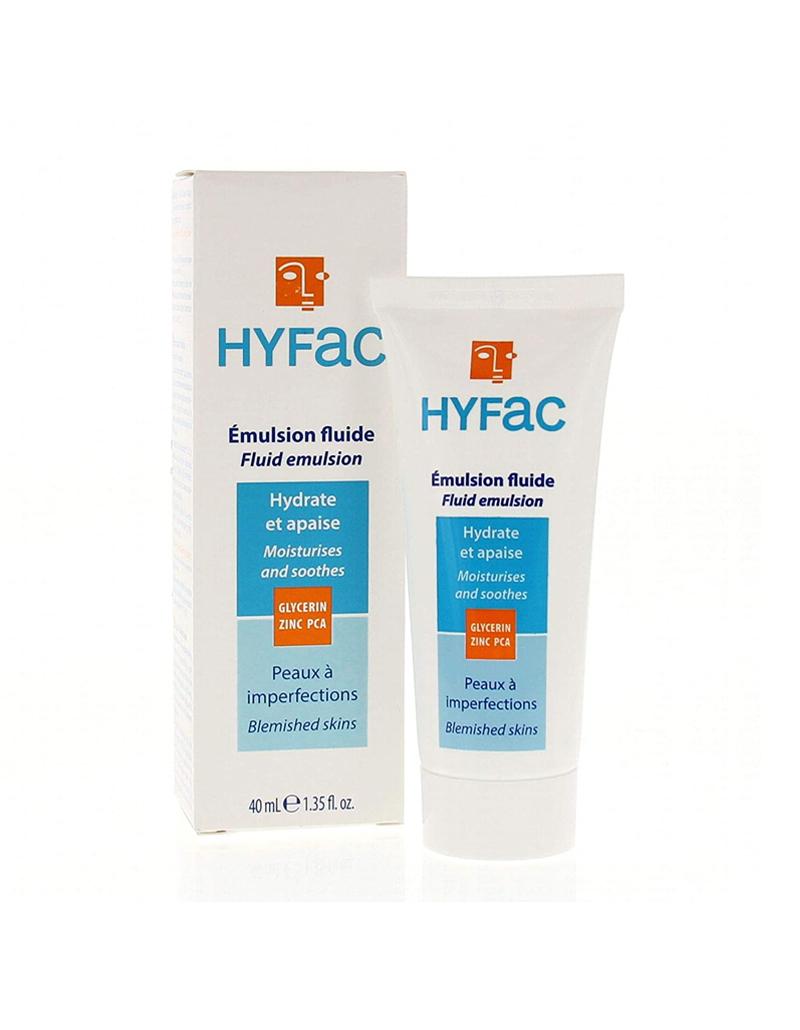 فلوئید مناسب پوستهای چرب دارای آکنه هایفک